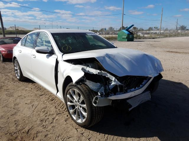 Cadillac CT5 Premium salvage cars for sale: 2020 Cadillac CT5 Premium