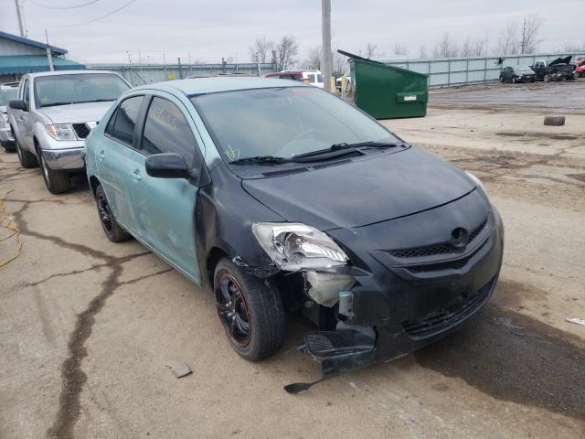 2008 TOYOTA YARIS - Left Front View