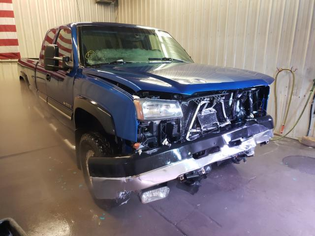 Salvage cars for sale from Copart Avon, MN: 2003 Chevrolet Silverado