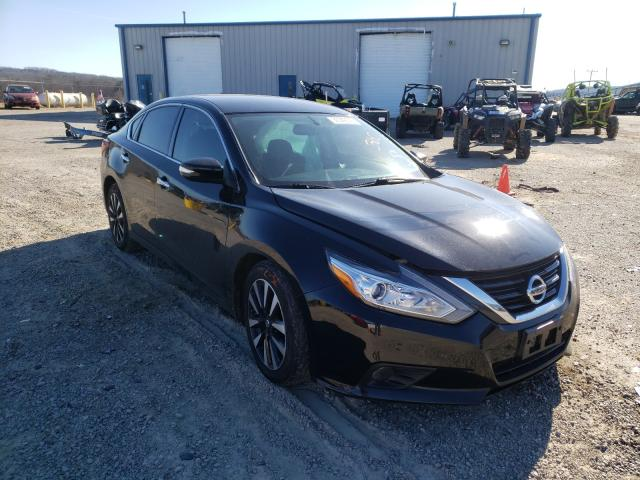 Nissan Altima salvage cars for sale: 2018 Nissan Altima