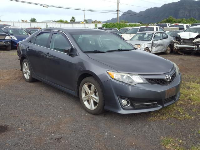 Salvage 2013 TOYOTA CAMRY - Small image. Lot 30174031