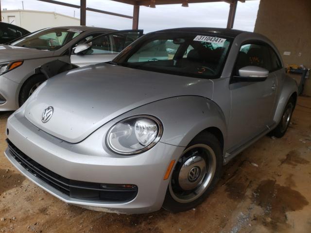 2012 Volkswagen BEETLE | Vin: 3VWHP7AT7CM655433
