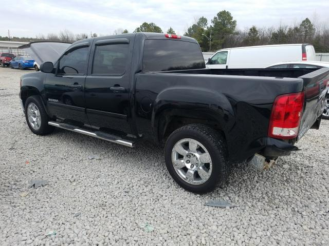 2011 GMC SIERRA - Right Front View