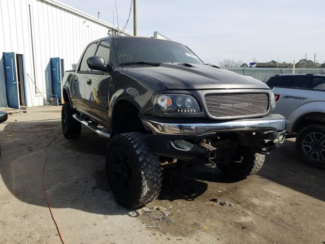 Salvage cars for sale from Copart Montgomery, AL: 2003 Ford F150 Super