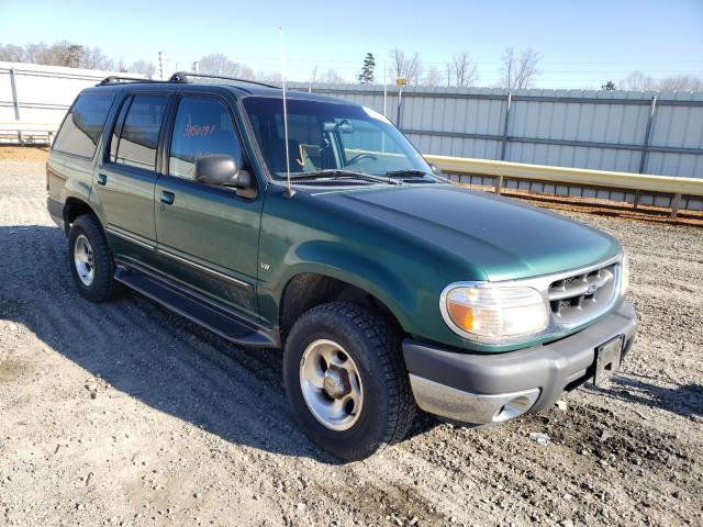 Salvage cars for sale from Copart Chatham, VA: 2001 Ford Explorer X
