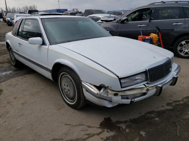 Buick Riviera salvage cars for sale: 1991 Buick Riviera