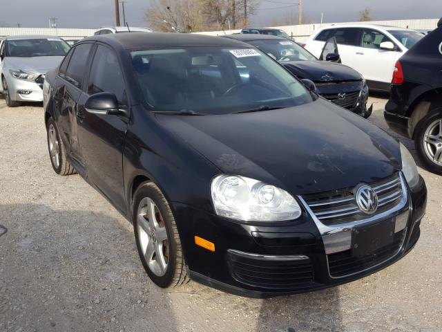 Salvage cars for sale from Copart San Antonio, TX: 2010 Volkswagen Jetta Limited