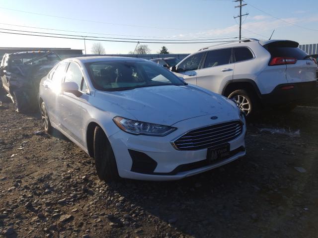 2019 Ford Fusion SE en venta en York Haven, PA