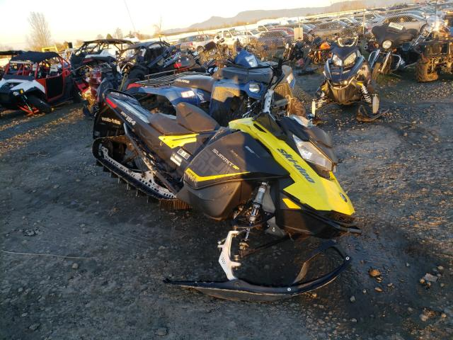 Skidoo salvage cars for sale: 2017 Skidoo Snowmobile