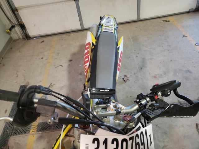 2016 SUZUKI RM-Z450 JS1RL42C1G2101229