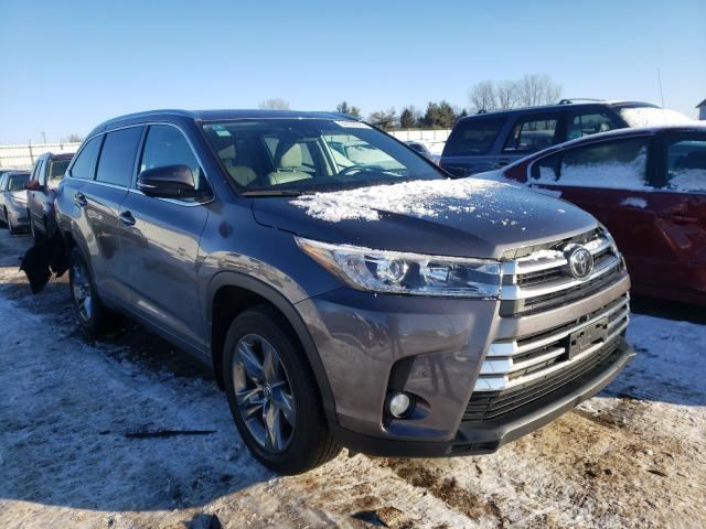 2017 Toyota Highlander for sale in Portland, MI