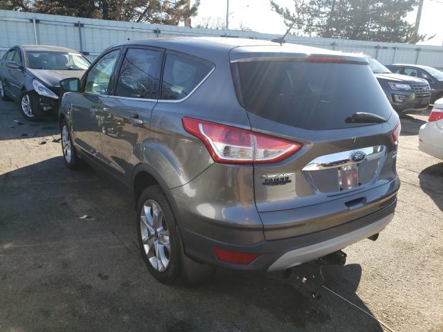купить 2013 Ford Escape Sel 1.6L 1FMCU9HX3DUB47527