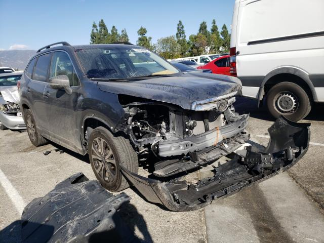 Salvage cars for sale from Copart Colton, CA: 2020 Subaru Forester L