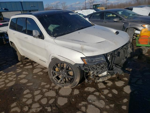 Salvage cars for sale from Copart Woodhaven, MI: 2018 Jeep Grand Cherokee
