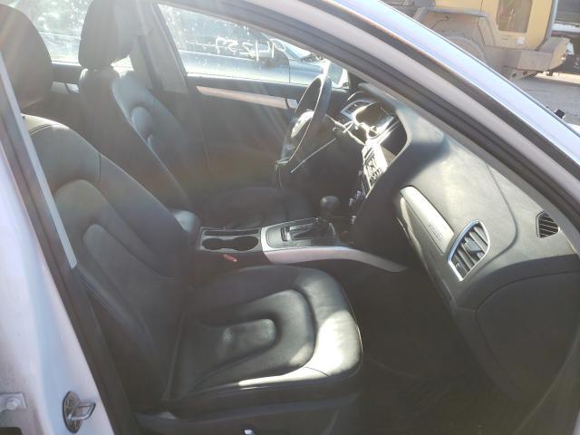 2015 AUDI A4 PREMIUM - Left Rear View