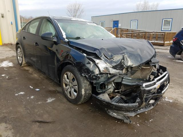 Salvage 2015 CHEVROLET CRUZE - Small image. Lot 30443661