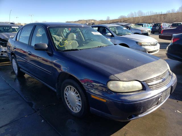Chevrolet Malibu salvage cars for sale: 2001 Chevrolet Malibu