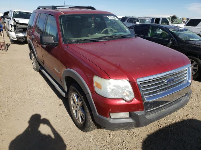 Salvage cars for sale from Copart Amarillo, TX: 2006 Ford Explorer X