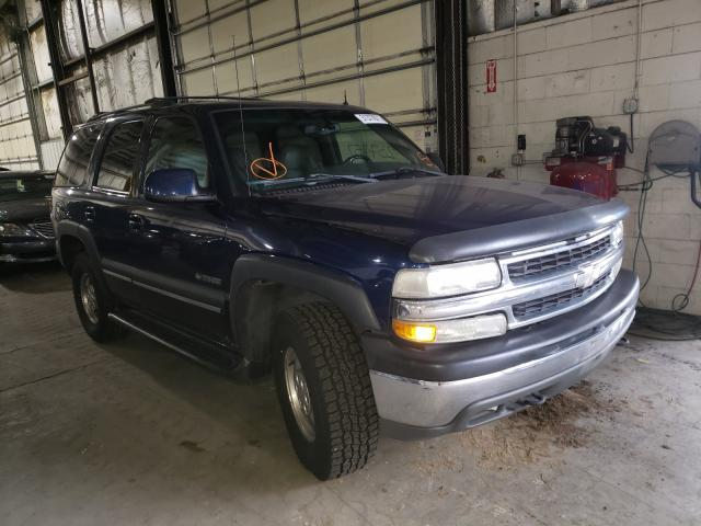 2002 CHEVROLET TAHOE K150 - Other View