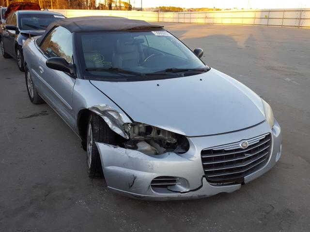 Chrysler Sebring salvage cars for sale: 2006 Chrysler Sebring