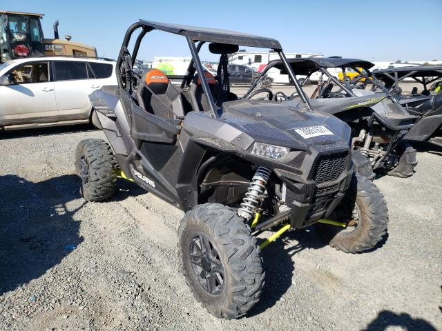 Salvage cars for sale from Copart San Diego, CA: 2016 Polaris RZR XP 100