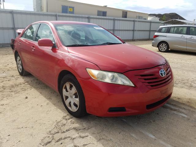 Salvage cars for sale from Copart Kapolei, HI: 2007 Toyota Camry CE