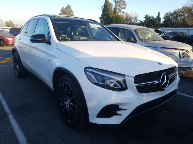 2018 Mercedes-Benz GLC 43 4matic for sale in Van Nuys, CA