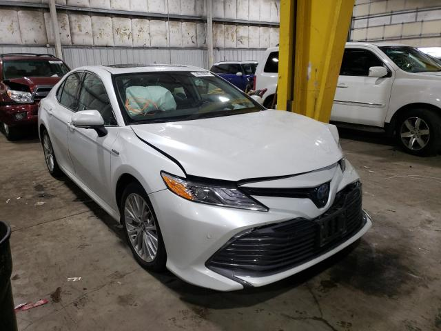2019 Toyota Camry Hybrid for sale in Woodburn, OR