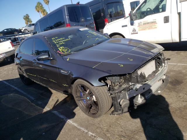 Salvage cars for sale from Copart Van Nuys, CA: 2016 BMW M5