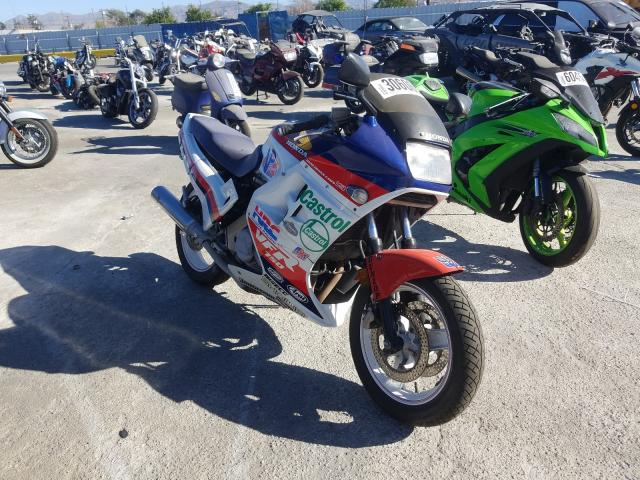 Salvage cars for sale from Copart Sun Valley, CA: 1986 Honda VFR700 F