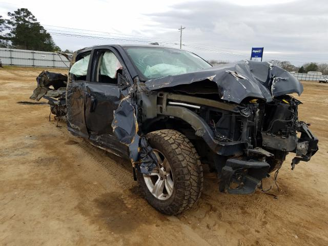 Salvage cars for sale from Copart Newton, AL: 2013 Dodge RAM 1500 Sport