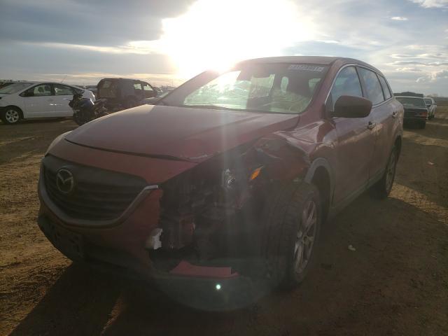 2013 Mazda CX-9 | Vin: JM3TB3CV4D0407820