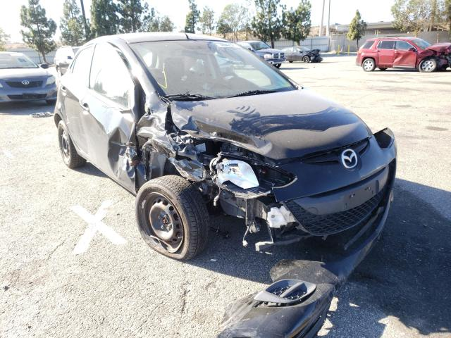 Salvage cars for sale from Copart Rancho Cucamonga, CA: 2013 Mazda 2