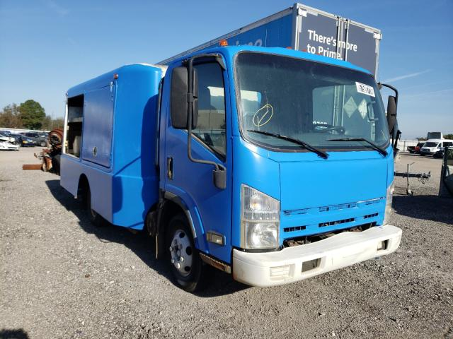 Isuzu salvage cars for sale: 2012 Isuzu CAB&CHASSI