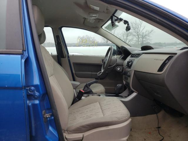 пригнать из сша 2011 Ford Focus Se 2.0L 1FAHP3FN0BW200031