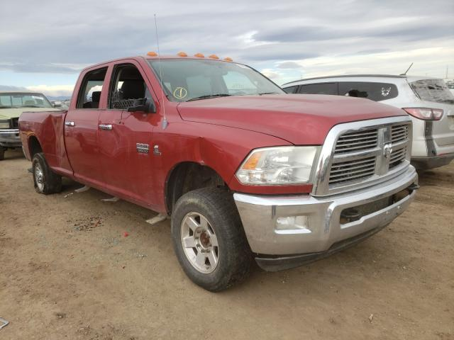 Vehiculos salvage en venta de Copart Brighton, CO: 2010 Dodge RAM 3500