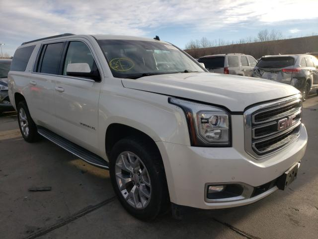 Vehiculos salvage en venta de Copart Littleton, CO: 2015 GMC Yukon XL K