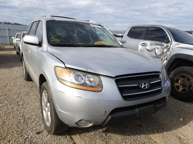 Salvage cars for sale from Copart Anderson, CA: 2009 Hyundai Santa FE S