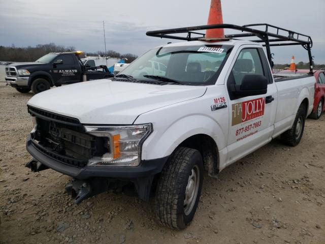 2018 FORD F150 1FTMF1CBXJKC43940