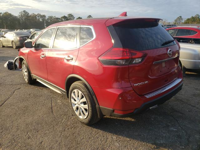 2017 NISSAN ROGUE S - Right Front View