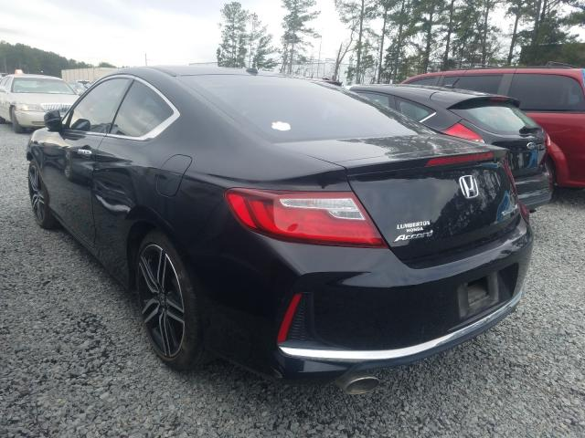 2016 HONDA ACCORD TOU - Right Front View