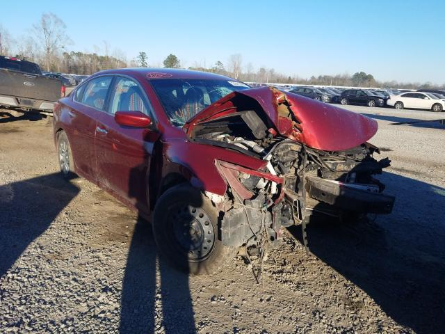 Salvage cars for sale from Copart Lumberton, NC: 2013 Nissan Altima 2.5