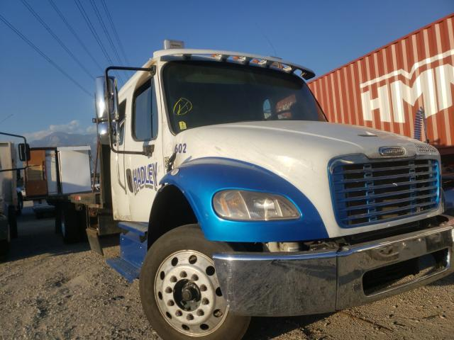 Salvage cars for sale from Copart Rancho Cucamonga, CA: 2013 Freightliner M2 106 MED