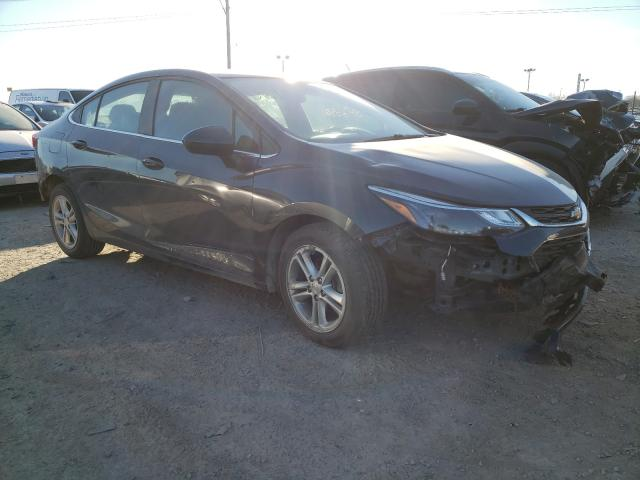 Salvage 2017 CHEVROLET CRUZE - Small image. Lot 31426801