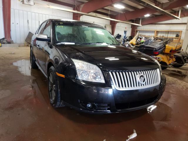 Mercury salvage cars for sale: 2009 Mercury Sable Premium