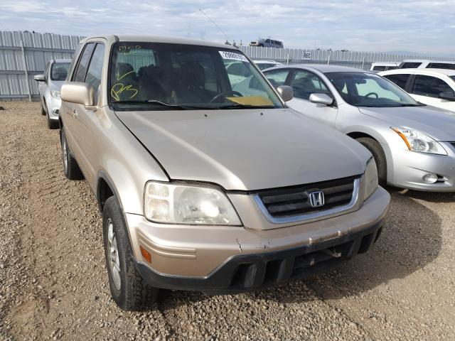 Salvage cars for sale from Copart Anderson, CA: 2000 Honda CR-V SE