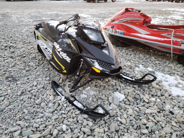 Skidoo salvage cars for sale: 2018 Skidoo MXZ 600
