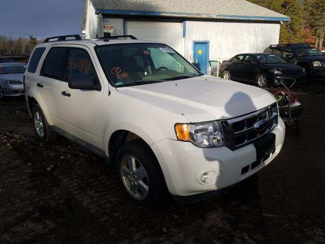 Salvage cars for sale from Copart Lyman, ME: 2009 Ford Escape