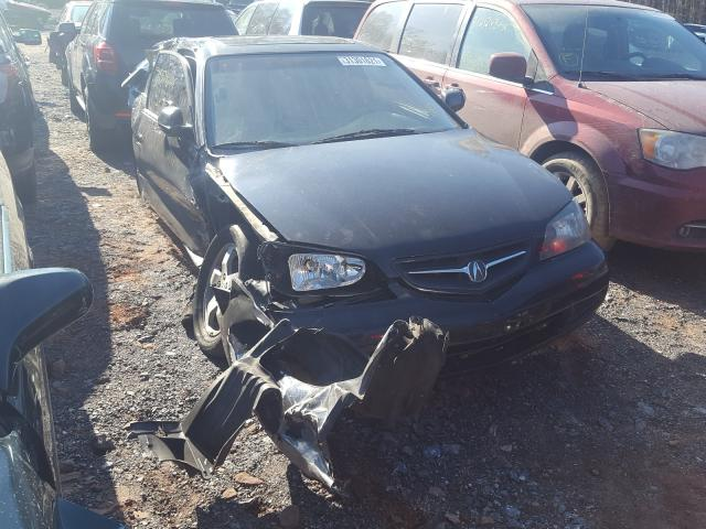 Vehiculos salvage en venta de Copart York Haven, PA: 2003 Acura 3.2 CL