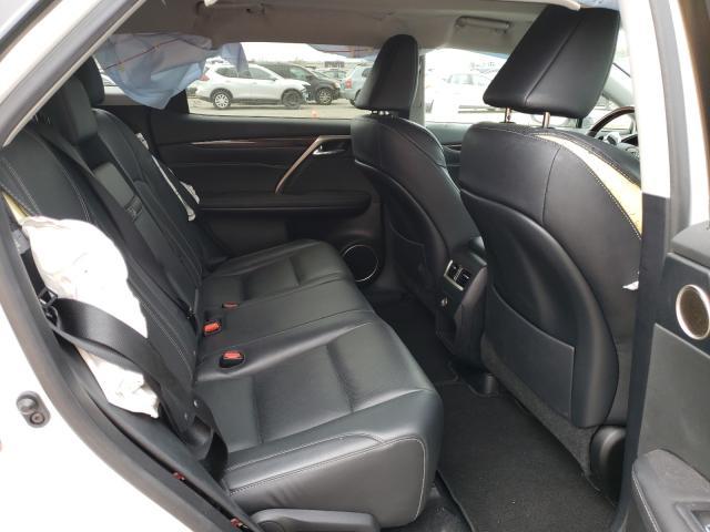 2017 Lexus RX | Vin: 2T2ZZMCA4HC037610